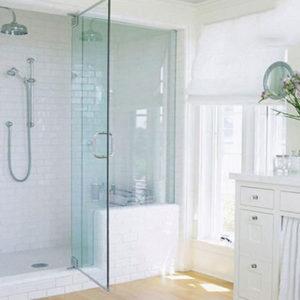 Cabin vách tắm kính bản lề thủy lực
