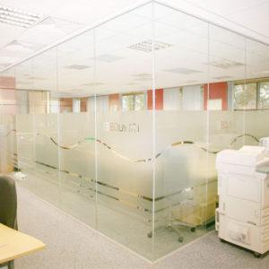 Vách văn phòng KVP001
