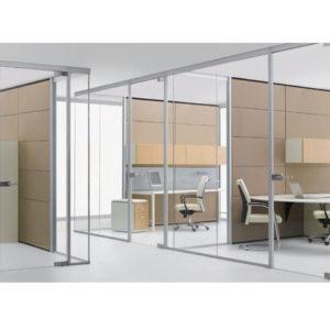 Vách văn phòng KVP005